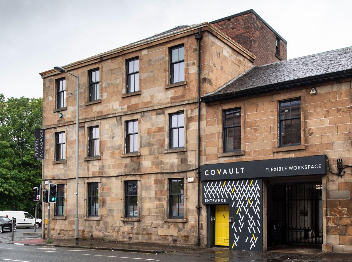 Office space Glasgow City Centre